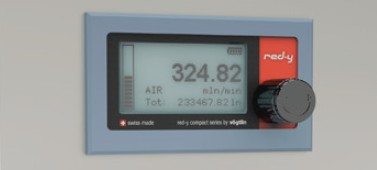 Battery Powered Digital Mass Flow Meters for Gases