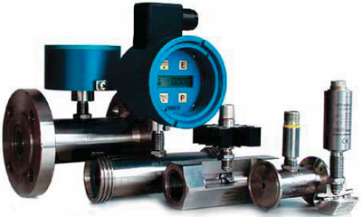 HM Series-Turbine Flow Meters